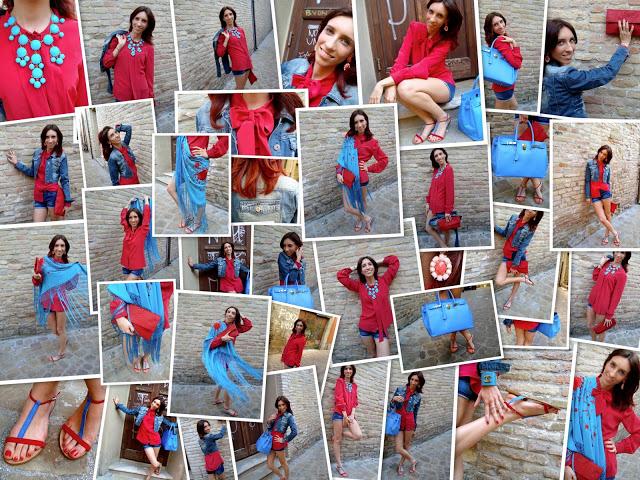 Maxi bag collana gioiello novità primavera-estate 2013