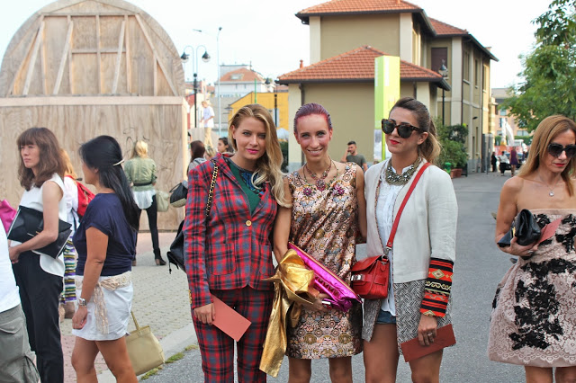 Milano Fashion Week, sfilata Missoni