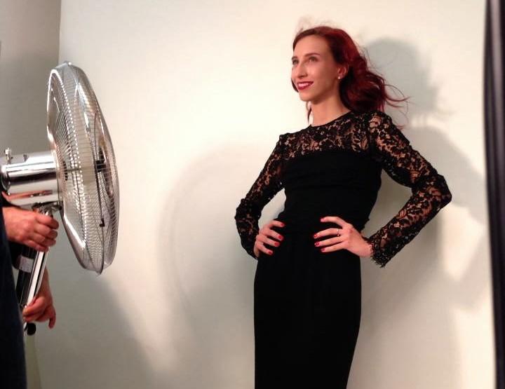 Nuovo progetto per il blog, con Alina Stefanescu