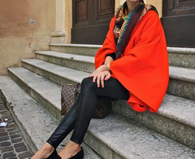 Mantella in casentino e slippers