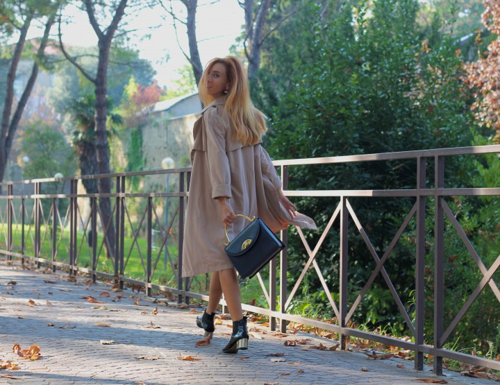 TEMPTATION OF AUTUMN: TRENCH