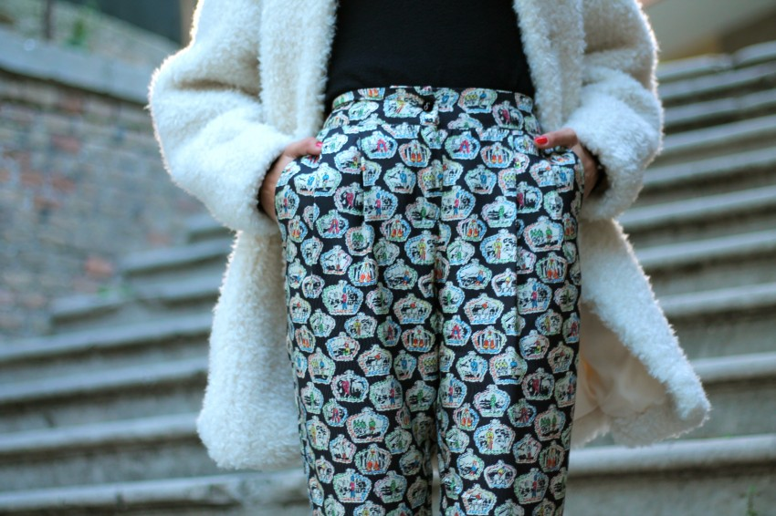 FANCY TROUSERS
