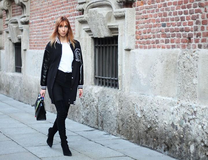 Gaëlle Bonheur jacket