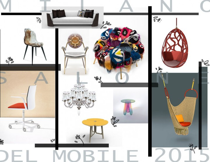MILAN DESIGN WEEK 2015