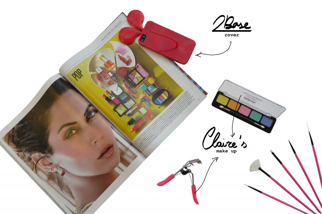 POP MAKE-UP