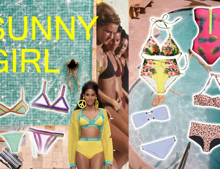THE PERFECT BEACHWEAR FOR SUMMER 2015