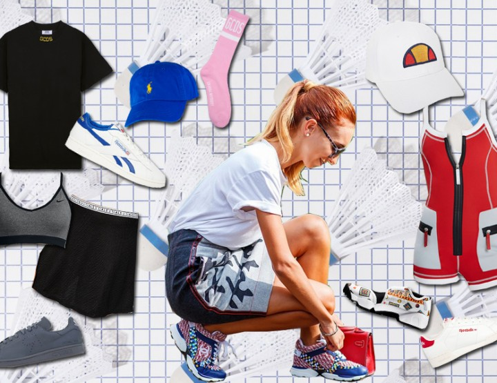 SPORTSWEAR FOR SUMMER