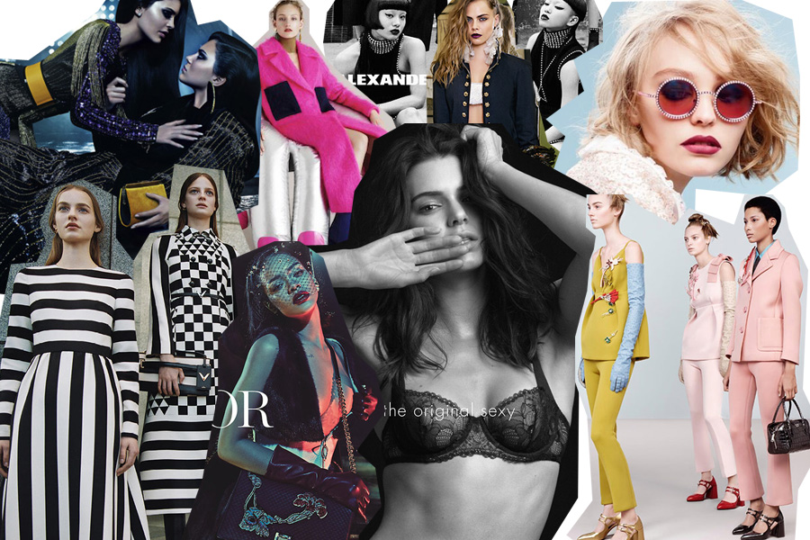 MY FAVORITE CAMPAIGNS: FALL WINTER 2015-2016