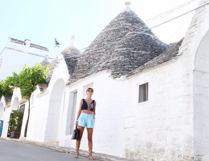 FROM ALBEROBELLO WITH LOVE