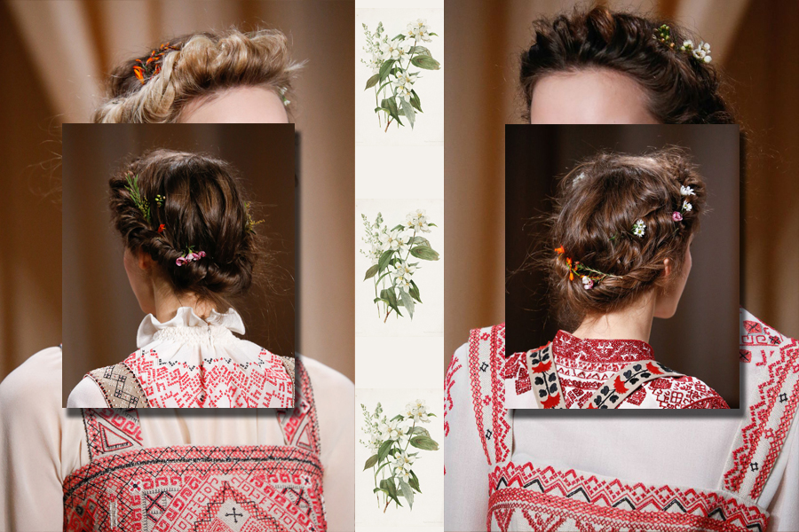 Valentino braid