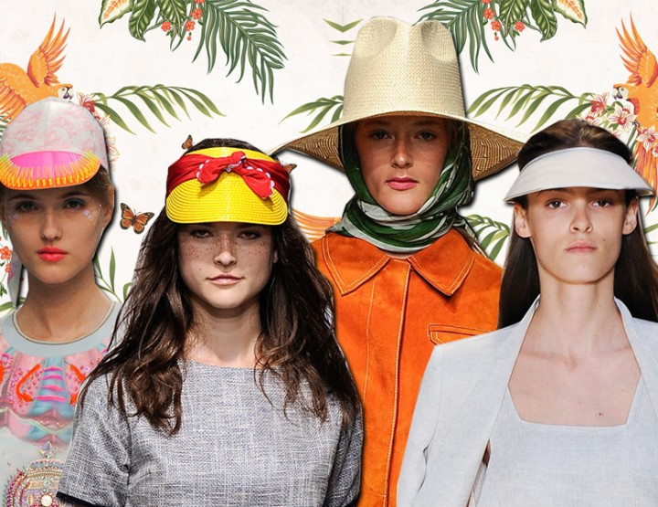 THE ACCESSORY FOR THIS SUMMER 2015: THE HAT