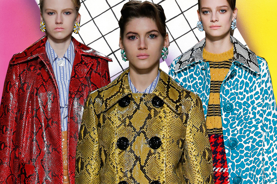 ANIMALIER PRINT IS A MUST: CLOTHES AND ACCESSORIES FOR SUMMER 2015