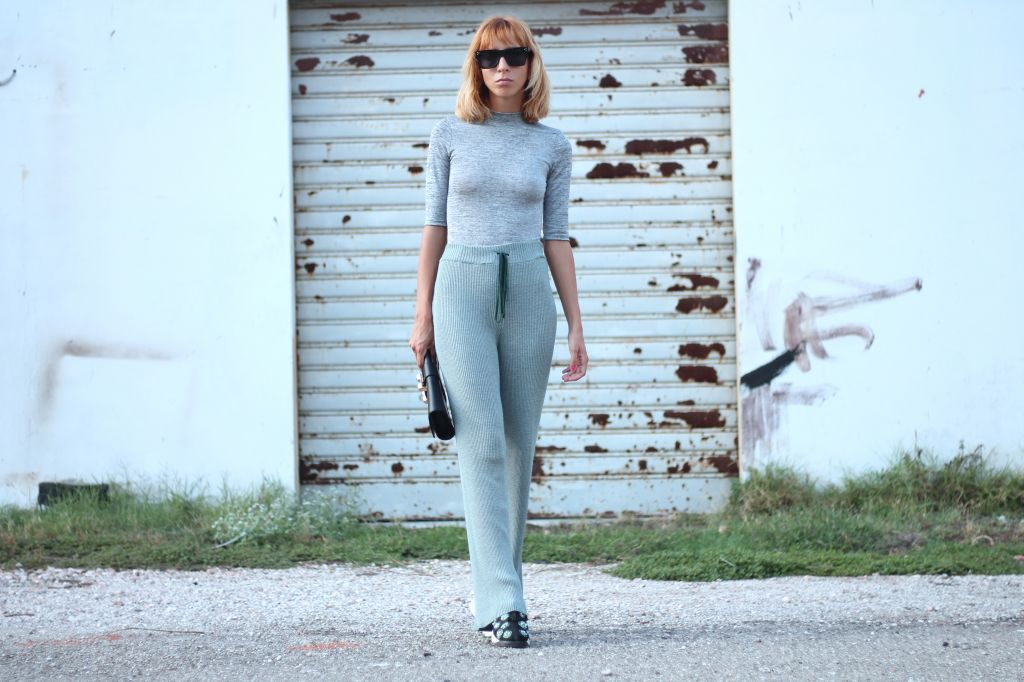 BODY AND SPORTY TROUSERS