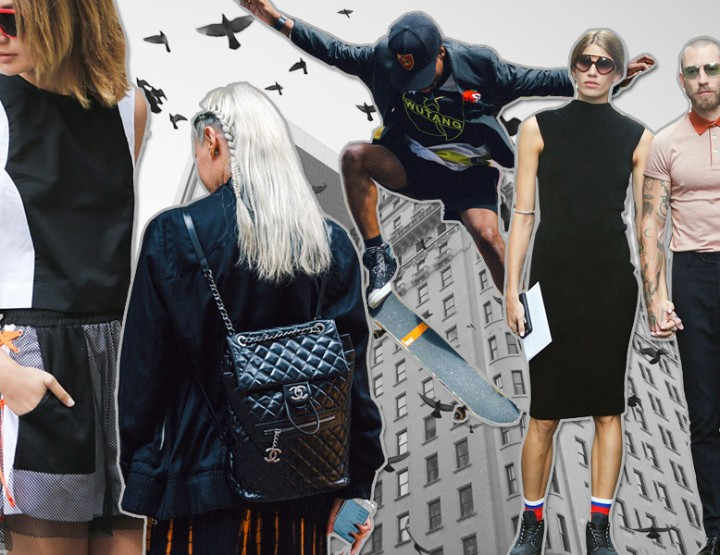 NEW YORK: THE BEST OF THE STREET STYLE