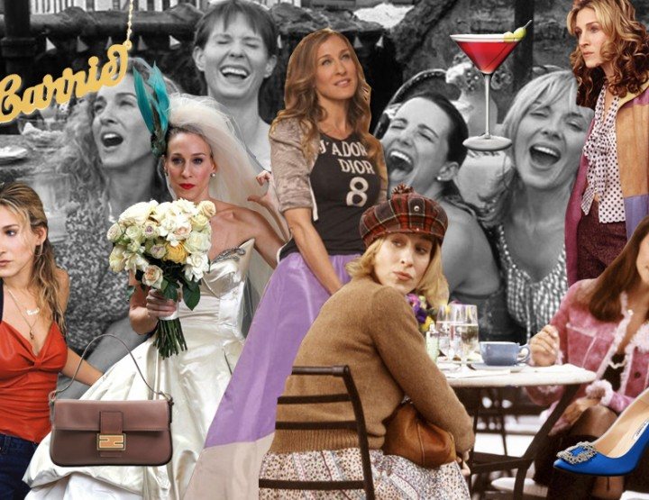 TRENDS STARTED BY SEX AND THE CITY: CARRIE BRADSHAW