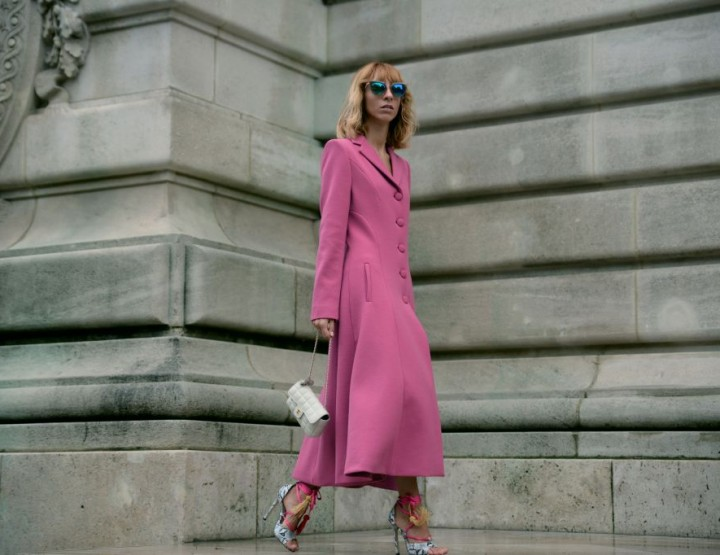 I BELIEVE IN PINK: PFW DAY 4