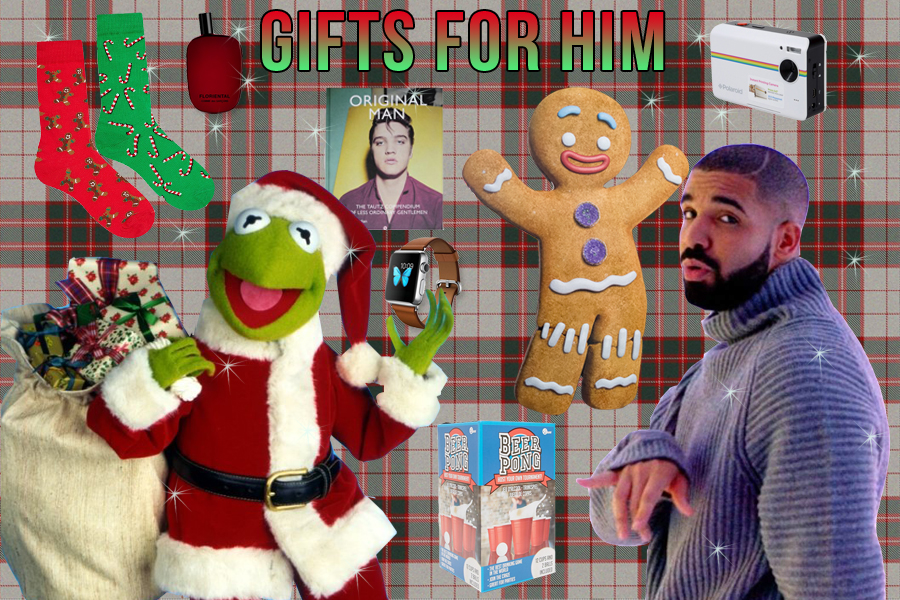 CHRISTMAS 2015: GIFT GUIDE FOR HIM