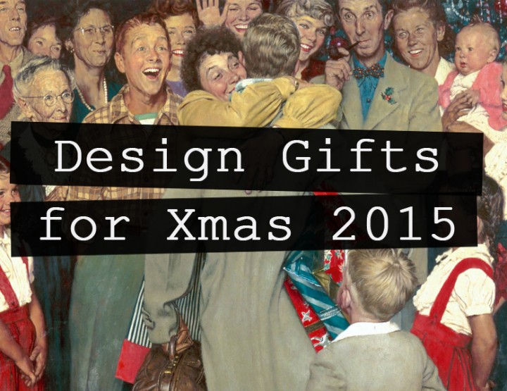 DESIGN IDEAS FOR CHRISTMAS 2015