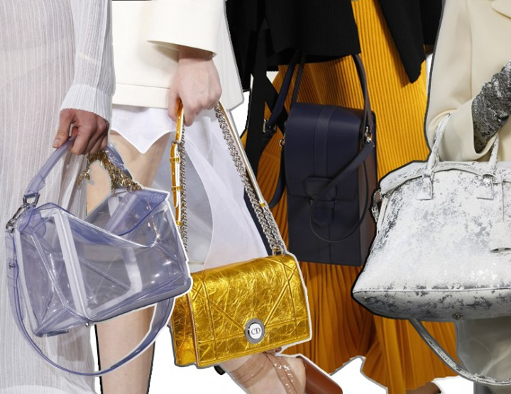 THE BAGS FOR THE SPRING-SUMMER 2016