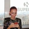 Evento Superga per The Blonde Salad Terrazza Martini, Chiara Ferragni e Riccardo Pozzoli